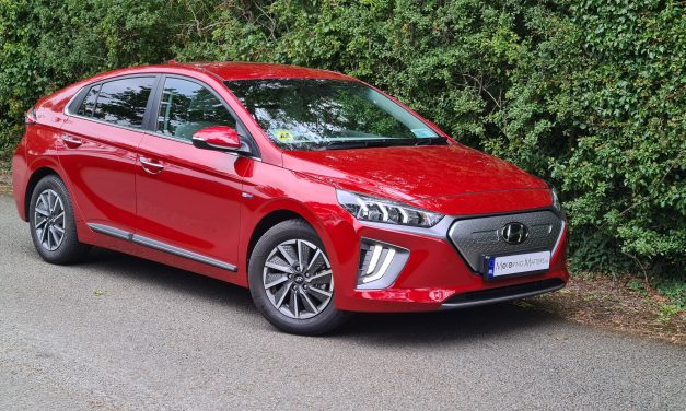 New Hyundai IONIQ Electric – Full Review Coming Soon.