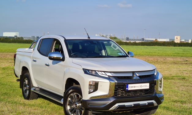 NEW MITSUBISHI L200 DOUBLE-CAB PICK-UP IS CAPABLE & DESIRABLE.