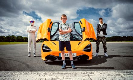 10-YEAR OLD'S GROUND-BREAKING 'SUPERCAR OF THE FUTURE'.