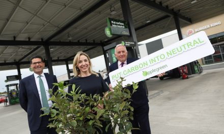 Applegreen to offer Irish customers CarbonNeutral® driving with PowerPlus fuel.