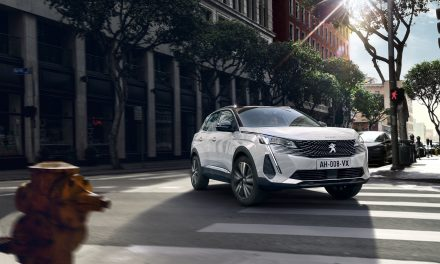 New PEUGEOT 3008 SUV Due in Ireland in early 2021.