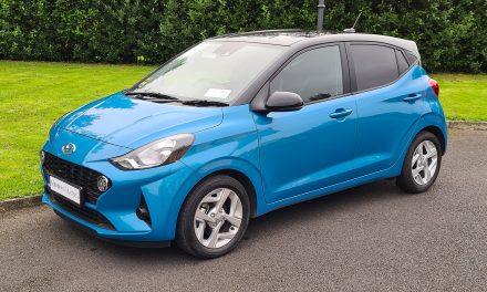 All-New Hyundai i10 – The City Car That Thinks BIG.