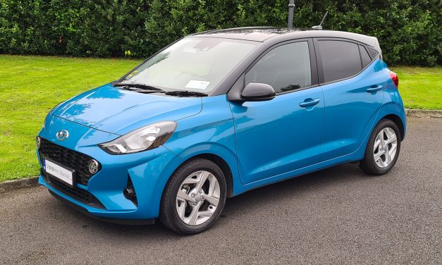 All-New Hyundai i10 – The City Car That Thinks BIG.