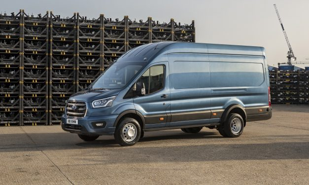 FORD ANNOUNCES ITS STRONGEST, MOST CAPABLE VAN EVER – A 5.0-TONNE TRANSIT FOR LARGER PAYLOADS, HEAVY CONVERSIONS.