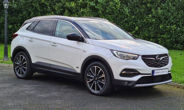 NEW OPEL GRANDLAND X PHEV HYBRID4 (4WD PLUG-IN HYBRID) – Compromise Nothing.
