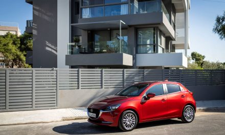 New Mazda2 Mild Hybrid – It Moves You.