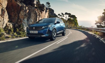 NEW PEUGEOT 5008 SUV – Designed to go beyond yourself.