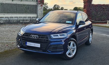 New Audi Q5 TFSI e Quattro S Line PHEV (petrol/electric hybrid) – A Premium Level Plug-In.