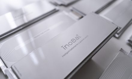 WORLD'S FIRST 'INTELLIGENT' ELECTRIC VEHICLE BATTERY UNVEILED BY EUROPEAN BATTERY PRODUCER INOBAT AUTO.