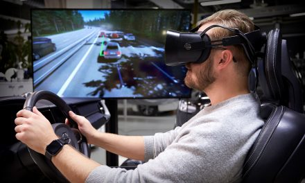 """Volvo Cars """"ultimate driving simulator"""" uses latest gaming technology to develop safer cars."""