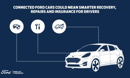 FORD DRIVERS TO BENEFIT FROM CONNECTED VEHICLE DATA COLLABORATION.