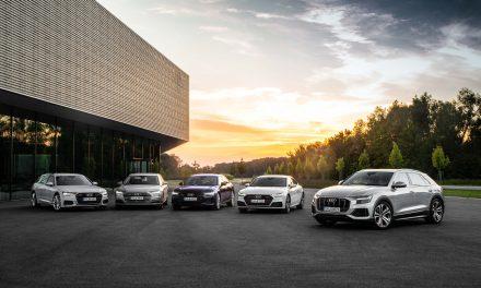 Audi Ireland unveils 2021 model lineup as part of Audi Milestones sales event.