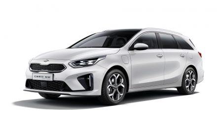 Kia Motors Ireland Announce Arrival of Ceed SW PHEV.