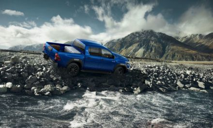 THE NEW HILUX – MAKES A POWERFUL IMPRESSION.