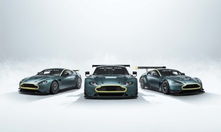 ASTON MARTIN RACING INTRODUCES THE VANTAGE LEGACY COLLECTION.