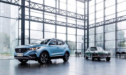 MG MOTOR MAKES AN ELECTRIC RETURN TO IRELAND.
