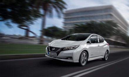 Nissan LEAF prices drop by up to €1,843.