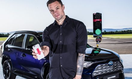 Toyota Ireland's 'FaceItDown' Safer Driving AppHits 30 million KMs Driven Without Mobile Phone Interaction.