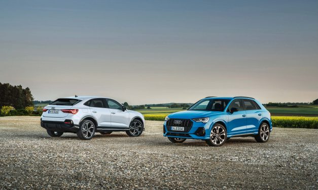The Audi Q3 as a Plug-in Hybrid – Full Details Revealed.