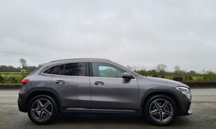 New Mercedes-Benz GLA – A Premium Adventure Seeker.