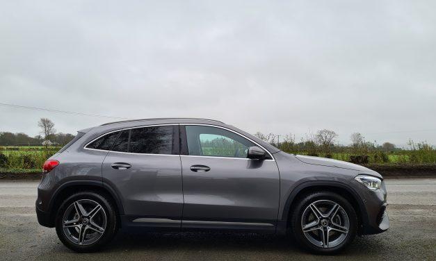 New Mercedes-Benz GLA – A Premium Adventure Seeker.