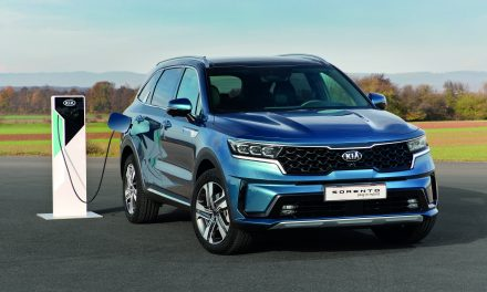 Kia have announced CO2 data for the New Sorento PHEV that will arrive in Ireland early next year.