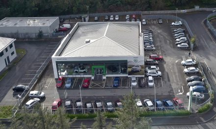 TRINITY MOTOR GROUP EXPANSION WITH SINNOTT AUTOS ACQUISITION.