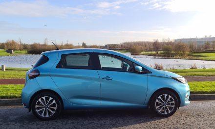 New Renault ZOE Z.E.50 – Electric Life, Made Easy.