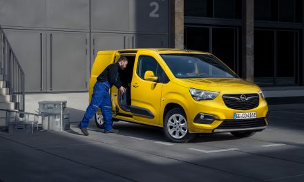 All-Electric Opel Combo-e Van Delivers Uncompromising E-Mobility.