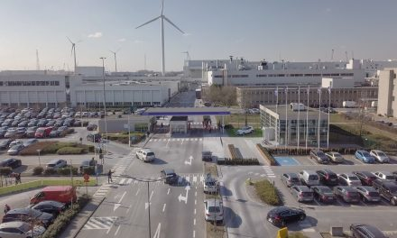 Volvo Cars to triple electric production capacity in Ghent after strong year of electrified car sales.