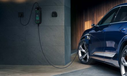 Audi e-tron is ready for grid-optimised charging.