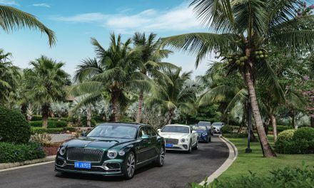 Bentley achieves record sales in most challenging of years.