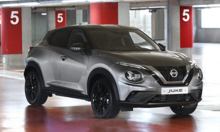Nissan JUKE dials up style and connectivity with new ENIGMA special version.