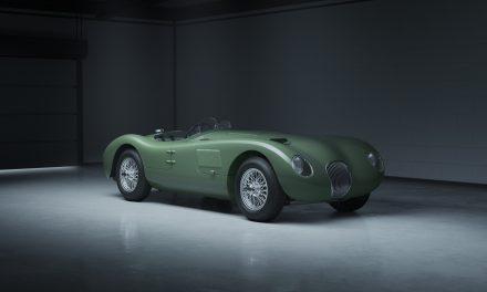 Celebrating 70: Jaguar C-type joins Classic Continuation family.