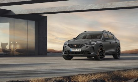 Five-Cylinder Petrol Power for the New CUPRA Formentor.