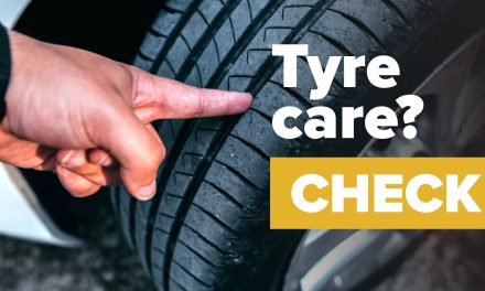Checking tyres during Lockdown will pay in the long run.