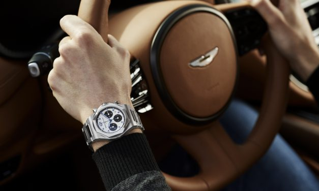 Girard-Perregaux is revealed as Official Watch Partner for Aston Martin.