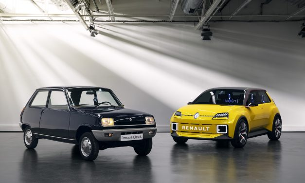 THE RENAULT 5 PROTOTYPE STORY: FINDING INSPIRATION IN THE PAST TO DESIGN FOR THE FUTURE.