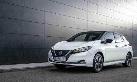 Nissan LEAF retains crown as Ireland's favourite EV.