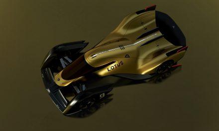 The Lotus E-R9: next-generation EV endurance racer showcases innovation in powertrains and aerodynamics.
