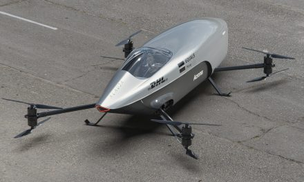 Airspeeder: world's first electric flying racing car is unveiled and ready to race.