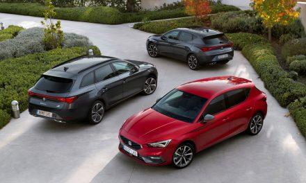 New SEAT Leon e-HYBRID now on sale in Ireland.
