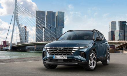 New Hyundai Tucson – Ireland's best-selling car in 2021.