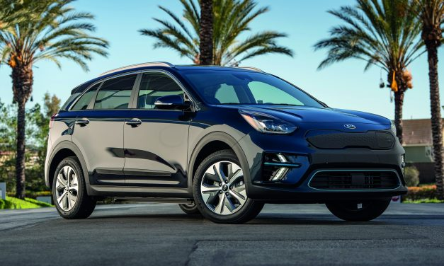 Kia e-Niro named category winner in new J.D. Power Electric Vehicle Experience Ownership Study.