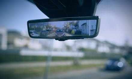 Ford 'Smart Mirror' Ensures Van Drivers Can Clearly See Cyclists, Pedestrians and Other Vehicles Behind.