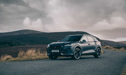 CUPRA Formentor launched at Virtual Press Conference.