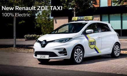 Taxi Drivers Encouraged to make the Switch to Electric with new Grant Scheme.