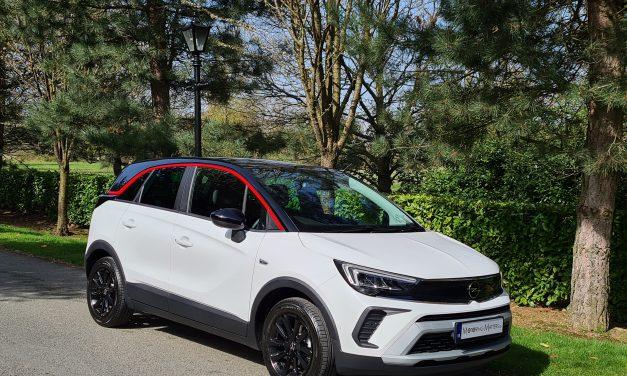 New Opel Crossland – Stylish Versatility.