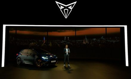 CUPRA celebrates its third anniversary and starts a new era with the CUPRA Born.