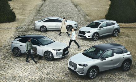 DS Automobiles reveals eco conscious fashion collection that absorbs CO2.